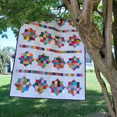 River Scraps Quilt Pattern | Freemotion by the River