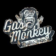 Gallery For > Gas Monkey Logo Dallas,TX