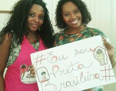 My beauty salon and Carol from natural hair grow's project