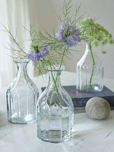 Image result for single flower in glass jar