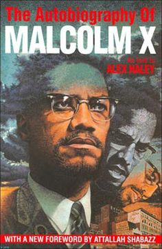 The Autobiography of Malcolm X...#books