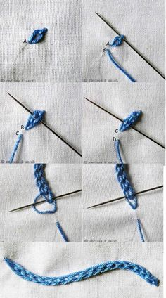 embroidery stitches ideas Learning hand embroidery is fun and easy with these 15 essential stitches for beginners and experienced stitchers! 15 Essential Stitches Every Embroiderer Should Know / ts Learn how to embroider without becoming overwhelmed. French Knot Embroidery, Embroidery Stitches Tutorial, Sewing Stitches, Silk Ribbon Embroidery, Crewel Embroidery, Hand Embroidery Designs, Embroidery Techniques, Embroidery Kits, Cross Stitch Embroidery