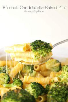 broccoli-cheddarella-baked-ziti-createdbydiane