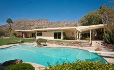 mid century houses in arizona   Mid-Century Modern Home Nostalgia for National 8-Track Day (PHOTOS)