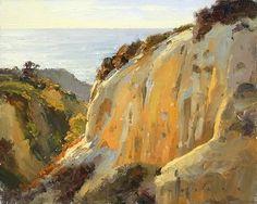 Razor Point Trail by Jim Wodark Oil ~ 16 x 20