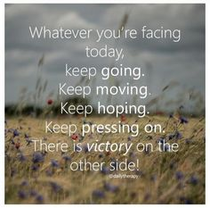 """""""Keep going. Keep hoping. Keep believing. Recovery is possible!""""  #edrecovery #inspirational #RecoveryQuotes"""