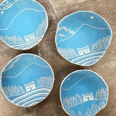 Just keep making just keep making...Busy times! I've been feeling the pace this week. The kiln should have gone on last night I shifted that to tonight and now I have to admit it might be tomorrow  It'll all be worth it when I'm wrapping up more packages of my work that people have chosen to be Christmas gifts for their loved ones - such a nice feeling.   You may have seen in my Stories earlier that @discovercymru have included me in their Welsh Christmas Gifts Guide over on their website…
