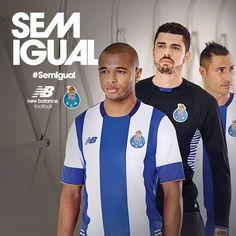 Revelado o equipamento 2015/16 do FC Porto - O Jogo