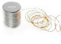 Z Gallerie - Glisten String Lights $19.95 // Fun for Christmas