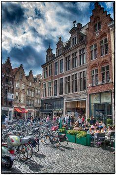 Brugge Belgium. One of my favorite cities