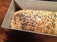 Buen finde   Pan integral con semillas