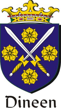 Family Crests Download Royalty free photo Donlevy Family Crest / Ir...