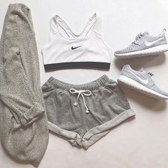Image de nike, outfit, and sport