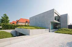 Buitengewoon Belgisch Bouwen - Consequent beton - Nieuws