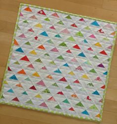 crazy mom quilts: finish it up Friday, 11/30/12