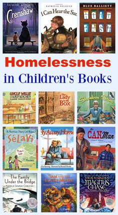 Homelessness can be a difficult topic to talk about with your kids. Read these children's books about homelessness to open discussion. Kids Reading, Teaching Reading, Reading Lists, Reading Help, Good Books, Books To Read, My Books, Teen Books, Tips & Tricks