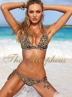 Sexy karen leopard skin bikini, fat teen peeing