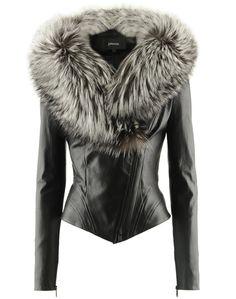 Black Stretch Jacket Renard