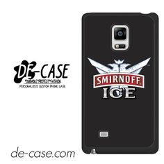 Smirnoff Ice DEAL-9730 Samsung Phonecase Cover For Samsung Galaxy Note Edge