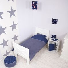 Juniorbed voordeelset Little Dutch Blauw - 3