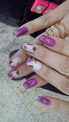 Simple Nail Art Designs and Ideas 2014 - http://yournailart.com/simple-nail-art-designs-and-ideas-2014-10/ - #nails #nail_art #nails_design #nail_ ideas #nail_polish #ideas #beauty #cute #love