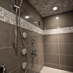 Large Tiled Shower Design, Pictures, Remodel, Decor and Ideas - page 2