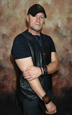 Actor Michael Rooker attends the Hollywood Collectors Convention on July 5 2014 in Tokyo Japan