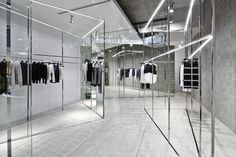 Site 02 : Dion Lee Melbourne Flagship | Golightly PR