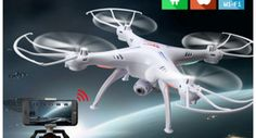 WIFI RC Drone fpv Quadcopter with HD Camera http://www.was-schenken.ovh/Nach-Personen/Jungen/Riginal-SYMA-X5SW-WIFI-RC-Drone-Fpv-Quadcopter-With-HD-Camera-24G-6-Axis-Real-Time-RC-Helicopter-Quad-Copter-Toys4pcs-Motor-1.html