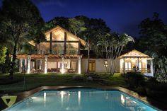 Casa de Campo Quinta do Lago - Tarauata : Casas campestres por Olaa Arquitetos