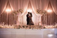 Lavish Traditional Indian Wedding   Flowers by Cina featured in Strictly Weddings