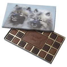 #Keeshond Brothers Assorted Chocolates - #Chocolates #Treats #chocolate