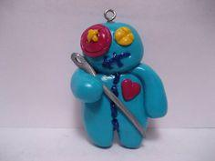 Voodoo Doll/ Rag Doll New Orleans Kawaii by SweetieAndTheBean, $8.00