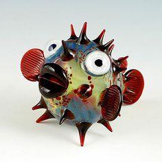 Pufferfish ~Scott Bisson