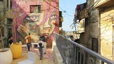 Gallery of Charaani Public Stairs / Emergent Vernacular Architecture (EVA Studio) - 6 Space Projects, Vernacular Architecture, Syrian Refugees, Photo Studio, Painters, Habitats, The Neighbourhood, Public, Stairs