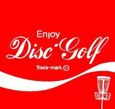 Enjoy Disc Golf Logo