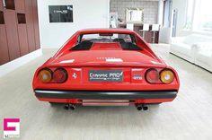 1979 #Ferrari 308 in Ceramic Pro coating by @ceramicpro_newzealand 🇳🇿