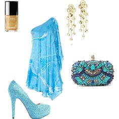 <3 the dress, <3 the shoes, <3 the purse!