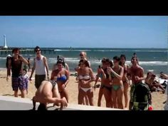Beach dance, Sexy and i know it by LMFAO