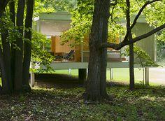 Farnsworth House - Mies van der Rohe