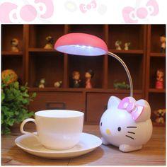 Hello Kitty Lovely Study Lamp