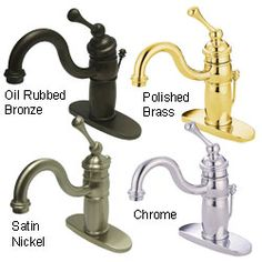 @Overstock - Update your decor with this attractive Victorian Centerset Faucet Can be mounted with the cover plate or be used as a single hole faucet Metal lever handle and pop-up http://www.overstock.com/Home-Garden/Victorian-Centerset-Chrome-Faucet/1893592/product.html?CID=214117 $67.99