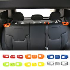 Find More Stickers Information about Newest Designs ABS Rear Seat Adjustment Decoration Cover for Jeep Renegade 2015 up 5 Colors for Choice,High Quality adjustable dumbbell,China adjust box Suppliers, Cheap adjustable coffee dining table from Mopai Auto Accessories on Aliexpress.com