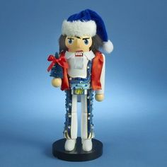Nutcrackers 177743: Elvis Presley Rainbow Jumpsuit 11 Inch Christmas Nutcracker Ep6151l -> BUY IT NOW ONLY: $41.98 on eBay!