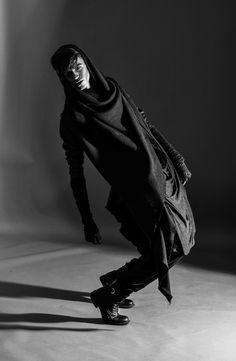 men Avant-Garde Fashion| Alchemy; a Romanian avant-garde high end fashion label.