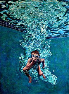 The Plunge 33 by Jason Stillman