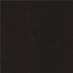 "Solid Black Ponte De Roma Double Knit Fabric10 1/2 ounce weightPerfect for Uniforms, Cheerleading Outfits, Choir Gowns, and Tablecloths, etc. ""wrap"" skirt"