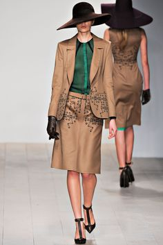 Marios Schwab Fall 2012 Ready-to-Wear - Collection - Gallery - Style.com