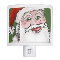 Santa Claus Night Light  #christmas #nightlight #christmasnightlight #santa #santaclaus #santaclausnightlight