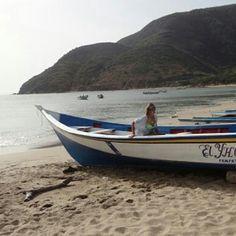 Playa La Galera Nueva Esparta Venezuela